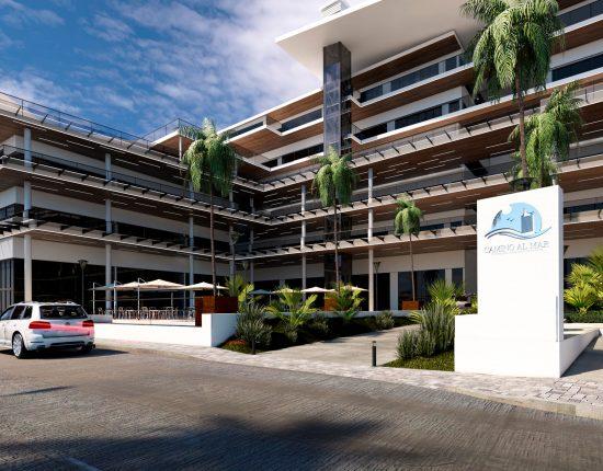 Camino al Mar condominio playa Mazatlán