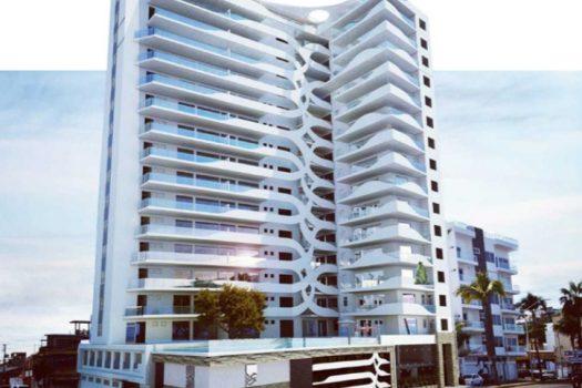 Triana condominios en preventa frente al mar de Mazatlán