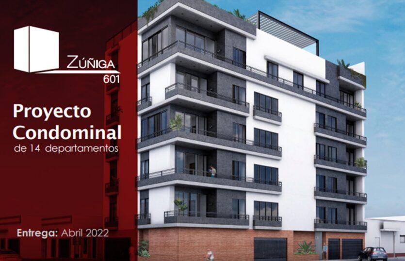 Zuñiga 601 condominios en centro Mazatlán